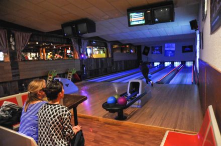 Bowling centre the Chaudron